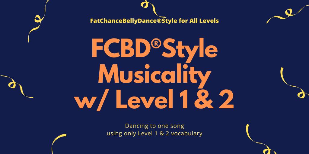 FCBD®Style Musicality w_ Level 1 & 2